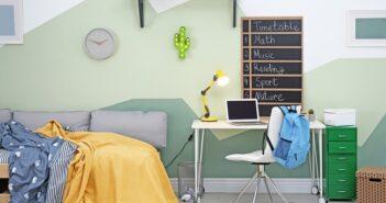 Slaapkamer verven 10 ideeën