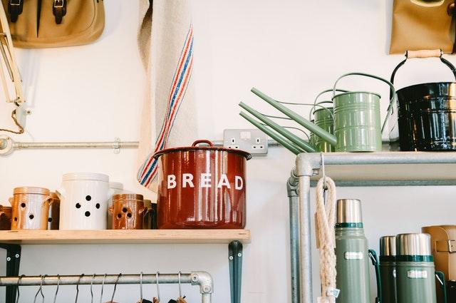 Minimalisme in de keuken: gooi spullen weg!