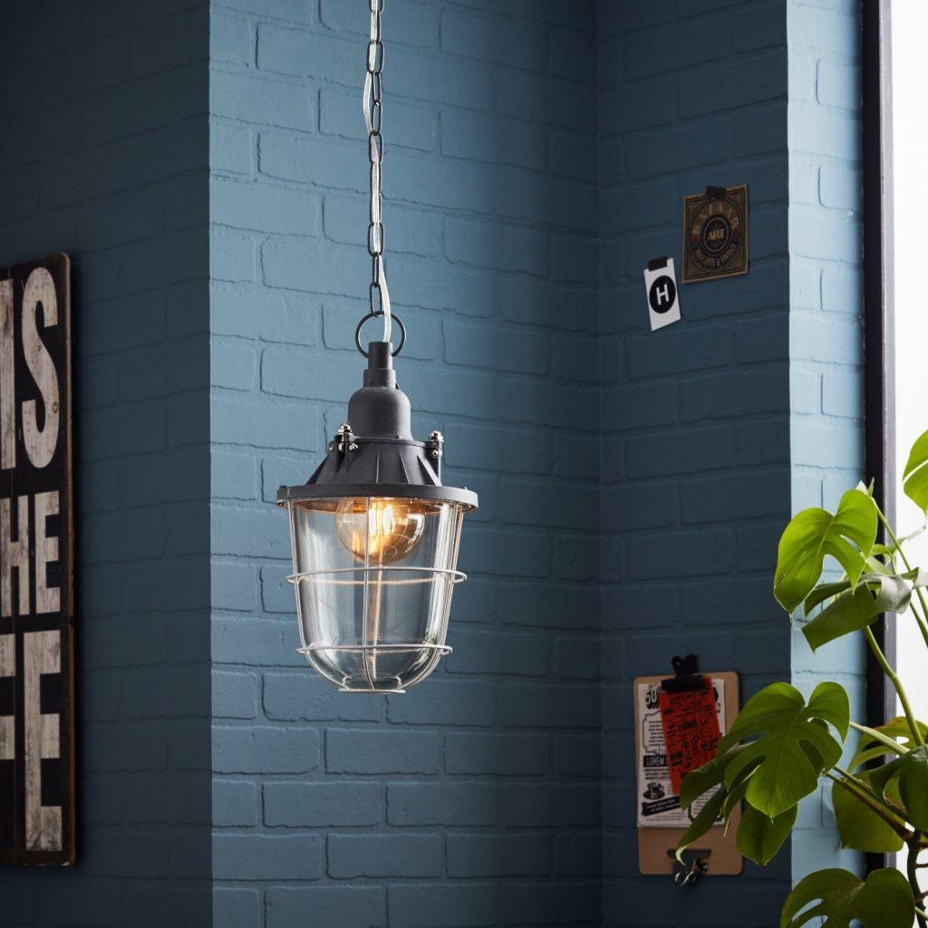 stoere lamp huis