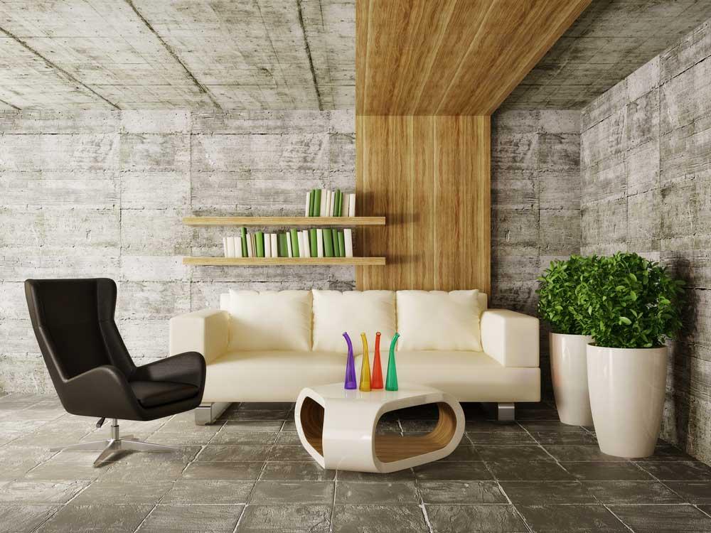 Gekleurde Muren En Witte Meubels Een Prachtige Combinatie Interieurideetjes Nl