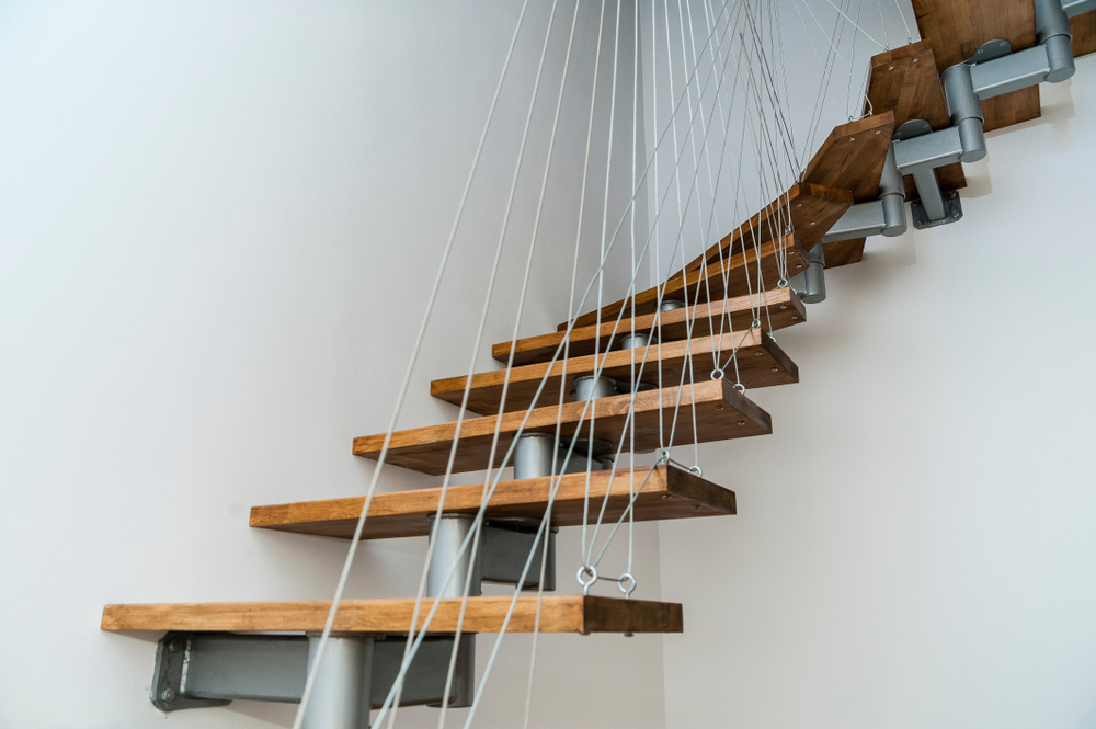 Hangende trap