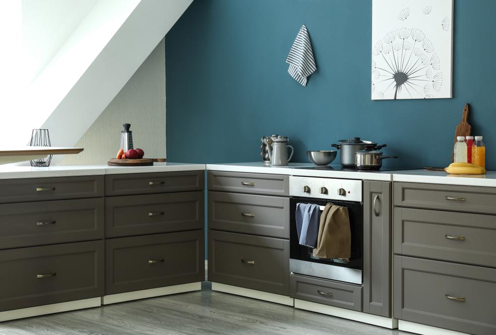 Geef Je Keuken Een Make Over Met Een Likje Verf Interieurideetjes Nl