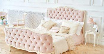 Het vintage bedframe: een ware klassieker