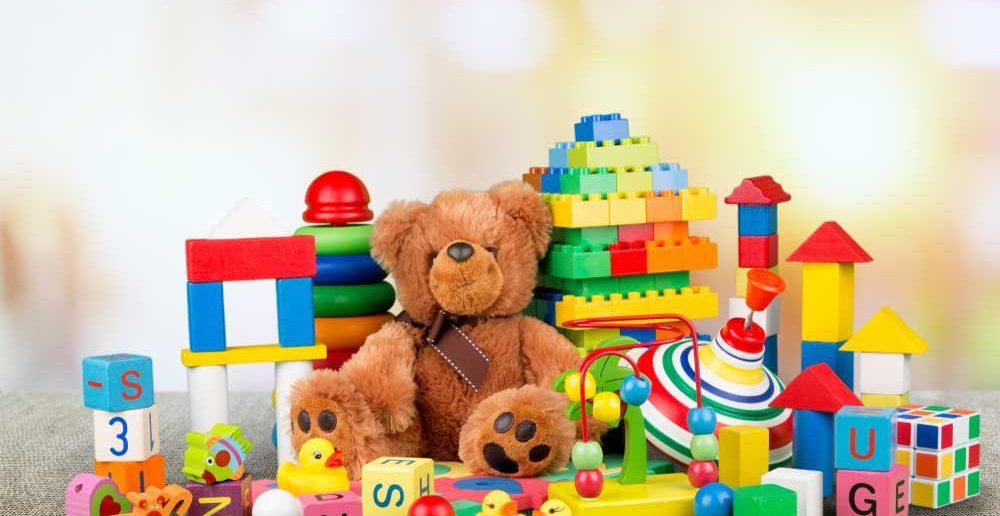 Het ultieme speelgoed voor de kids: knuffelberen!