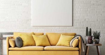 Lekker opvallend: gele meubelstukken in je woning