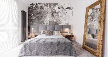 Kies voor opvallend behang in de slaapkamer