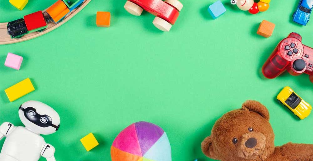 Speelgoed voor kinderen waarmee je altijd goed zit