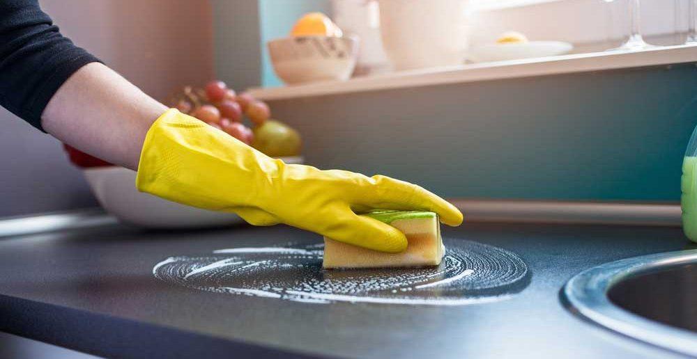 De keuken grondig schoonmaken: tips en tricks