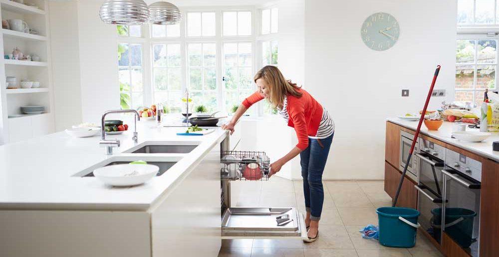 Handige tips om de keuken schoon te maken en houden