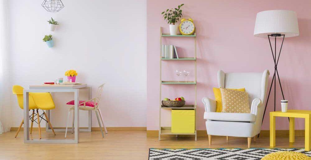 Pastelkleuren In Huis Verschillende Voorbeelden Interieurideetjes Nl