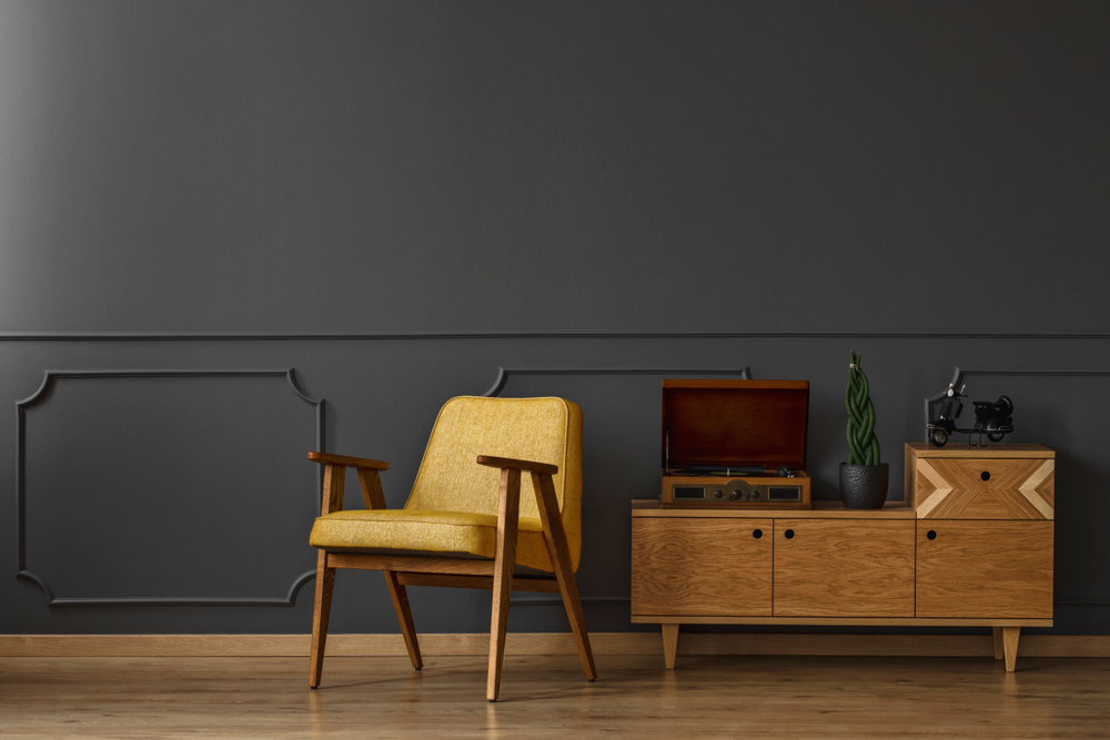 Zo ga je om met vintage meubelstukken in huis