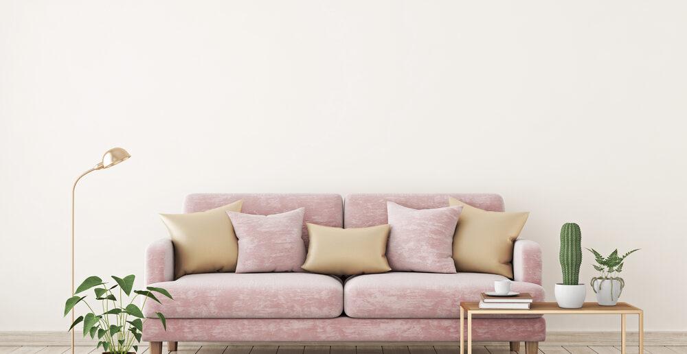 Goud in huis: gouden meubels
