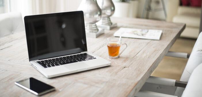 Eetkamer gebruiken als werkplek: lees deze tips