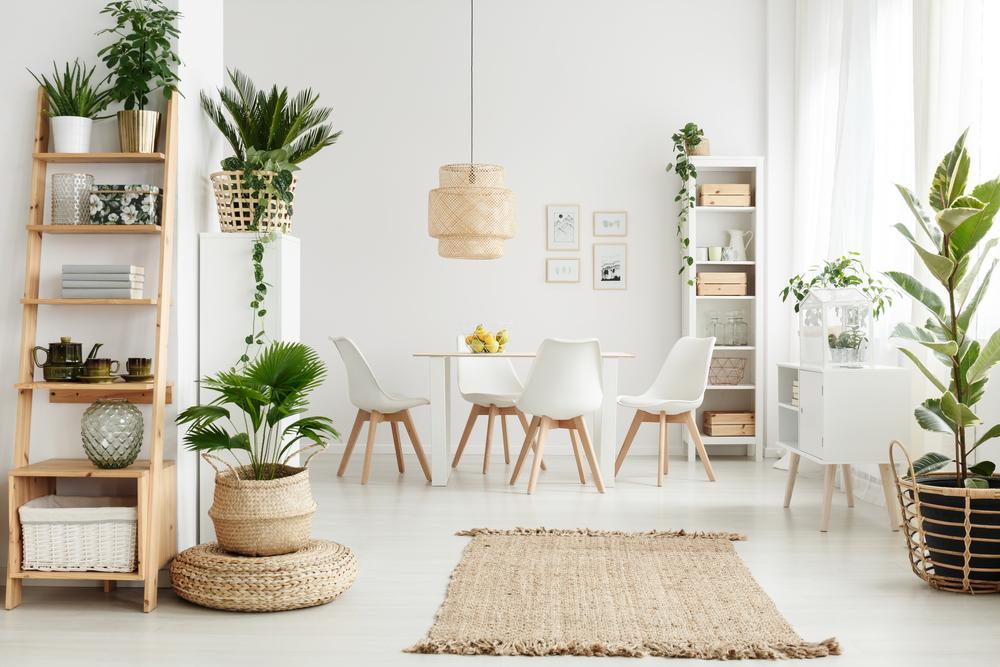 Bamboe in huis? Denk aan je hanglamp!