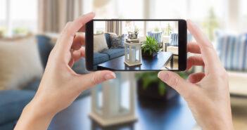 Tips voor het fotograferen van je interieur