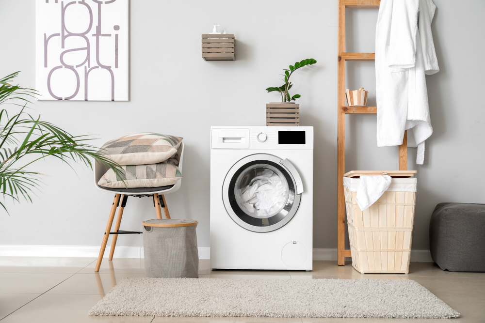 Met deze 5 tips houd je je wasmachine fris en schoon