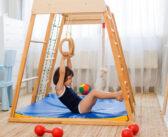 In deze kinderkamers blijven je kids fit