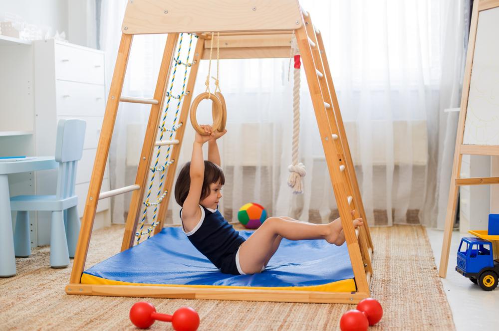 Tips voor sportieve kinderkamers