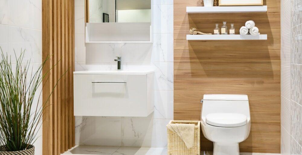 3 simpele details om je badkamer op te vrolijken
