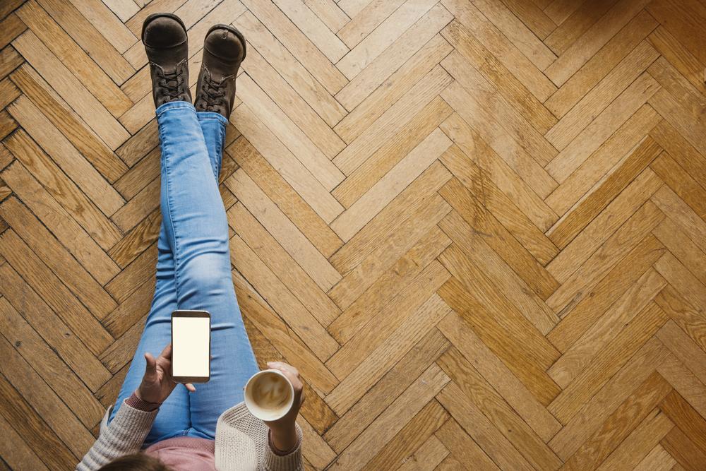 5 tips voor het mooi houden van een houten vloer