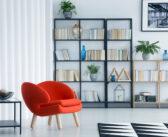 Dit is de ideale plek voor een boekenkast in huis