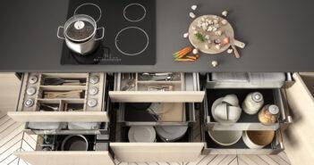 Zo zorg je voor genoeg opbergruimte in de keuken