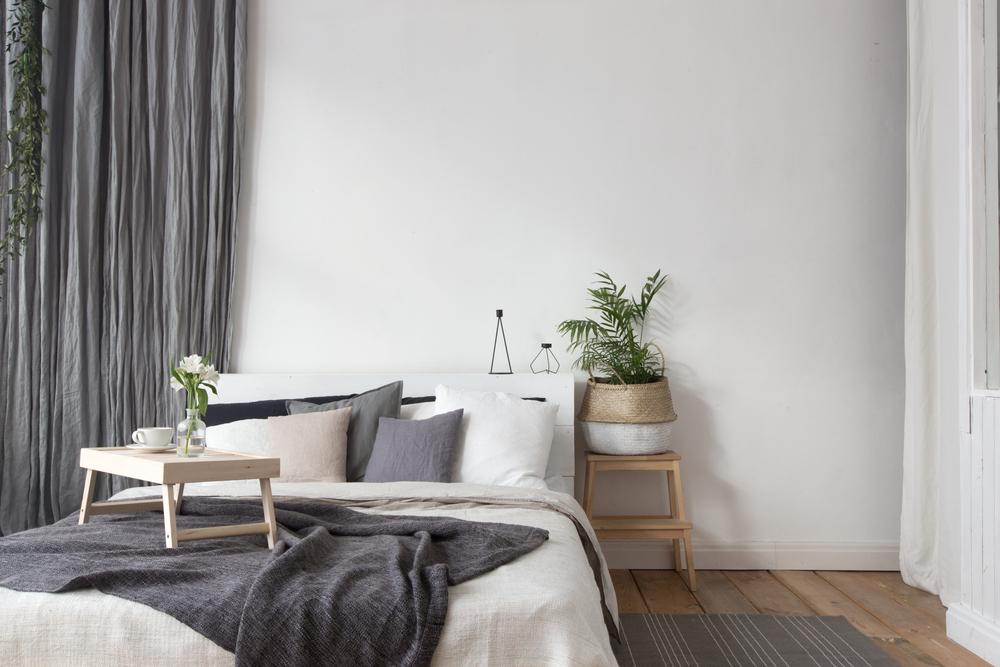 Ruimte besparen in de slaapkamer: 4 slimme tips