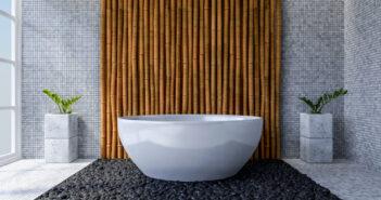 Bamboe in het interieur: verschillende mooie ideeën