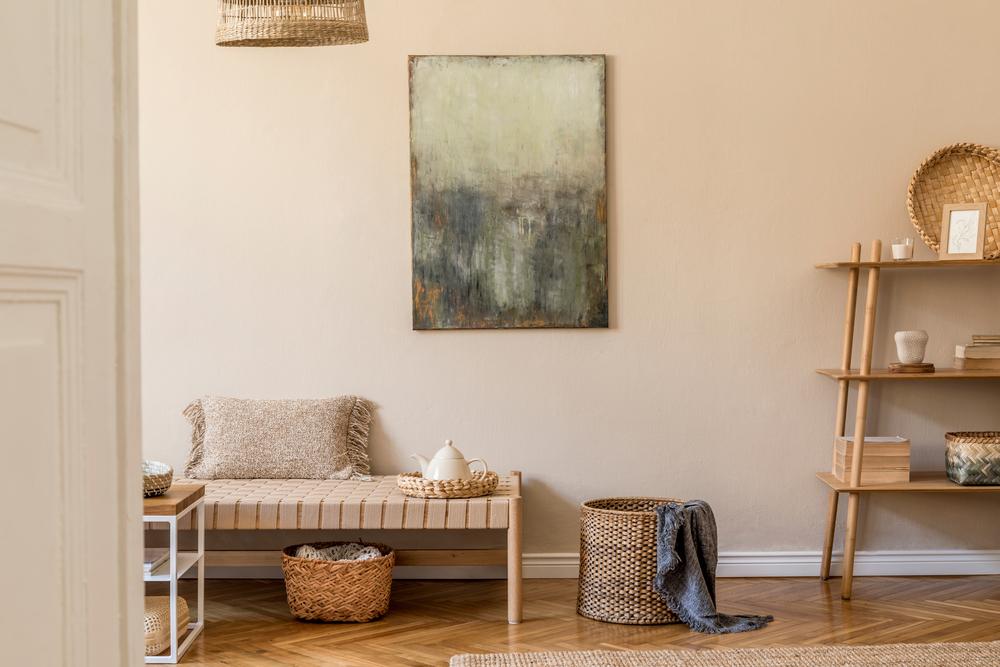 Opbergen met bamboe in je interieur