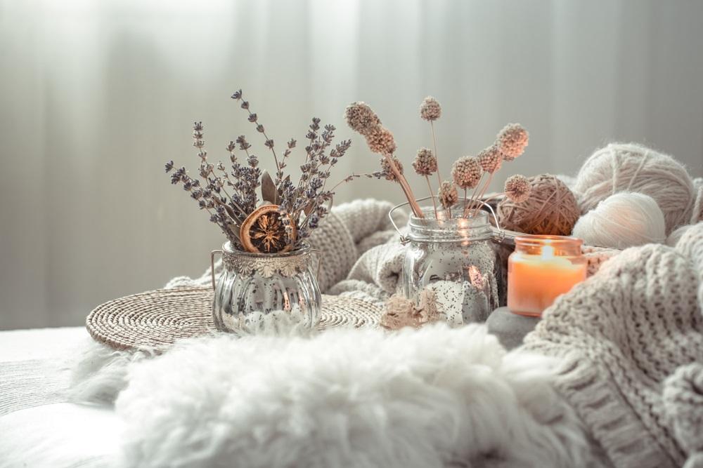 Creëer sfeer met kaarsen