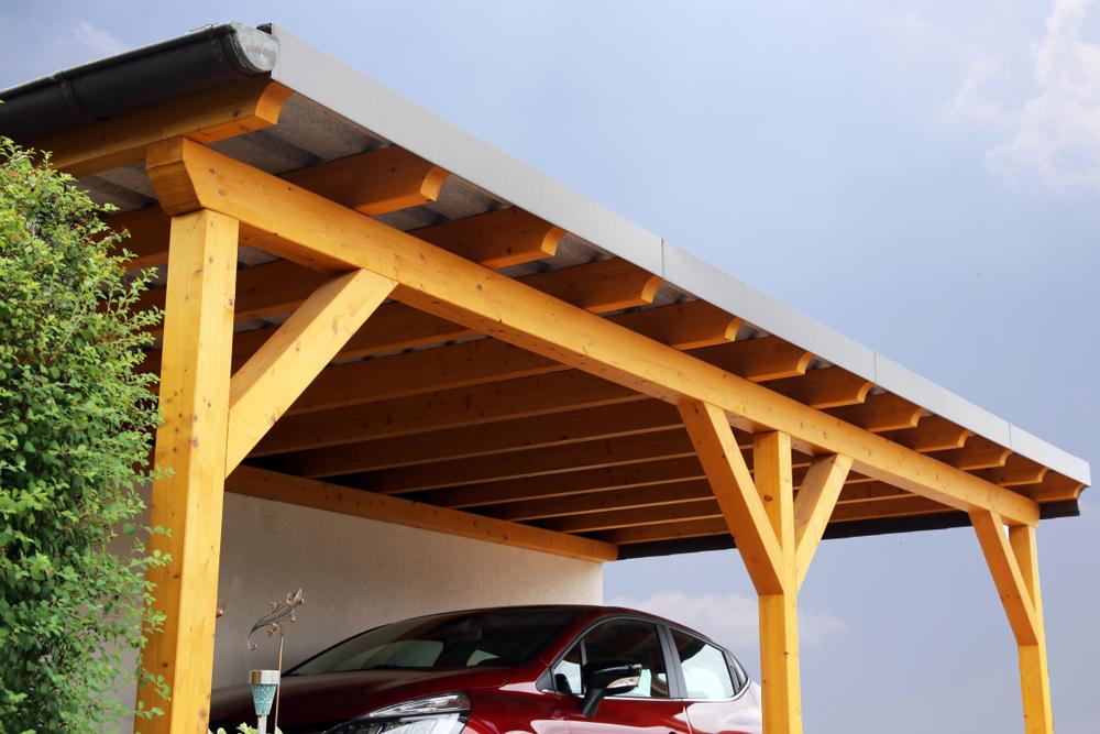 Dit zijn de 7 voordelen van een carport