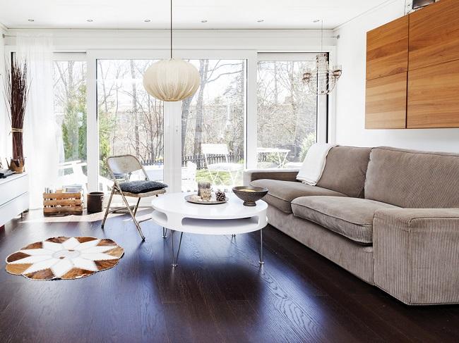 De Voordelen Van Een Donkere Vloer Interieurideetjes Nl