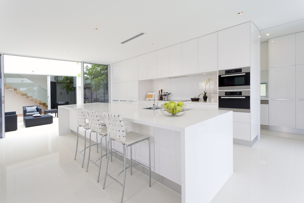 Inspiratie Moderne Witte Keukens Interieurideetjes Nl