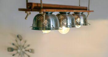 Echt unieke decoratiestukken DIY verlichting