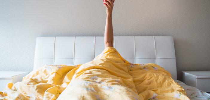 Dít zijn de 5 voordelen van je huis opruimen voor het slapengaan