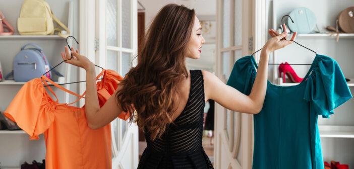 Is je kledingkast te klein? 6 tips om je kleding toch goed op te bergen!