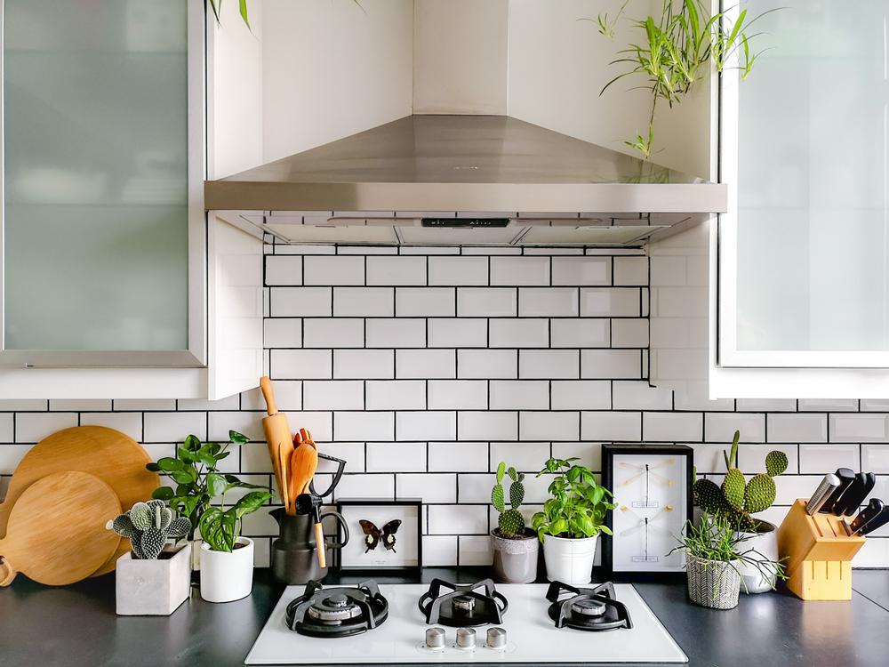 5x Ideeën voor een tegelwand in je keuken