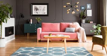 Dít zijn bijzondere kleurencombinaties in je woonkamer