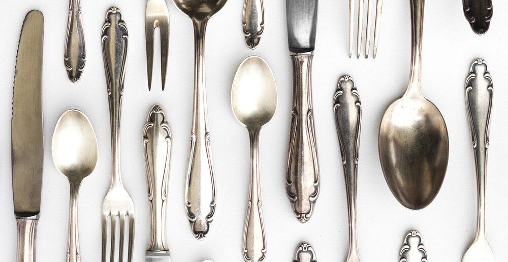 4 tips voor het poetsen en onderhouden van zilver bestek