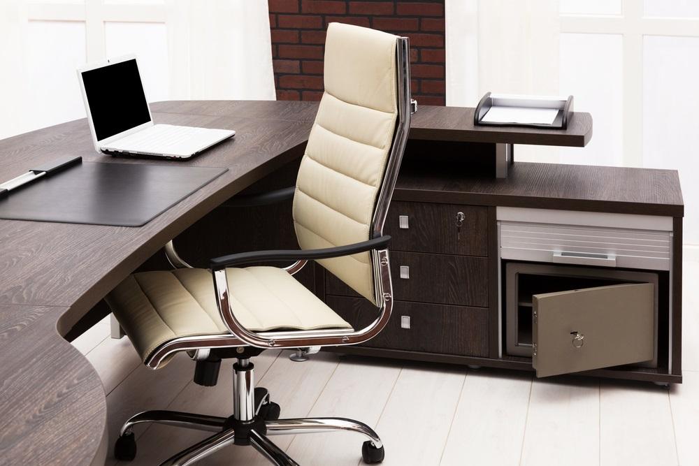 Bureaustoel van goede kwaliteit
