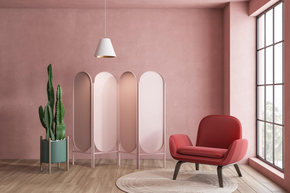 Meubels woonkamer: kleurencombinatie
