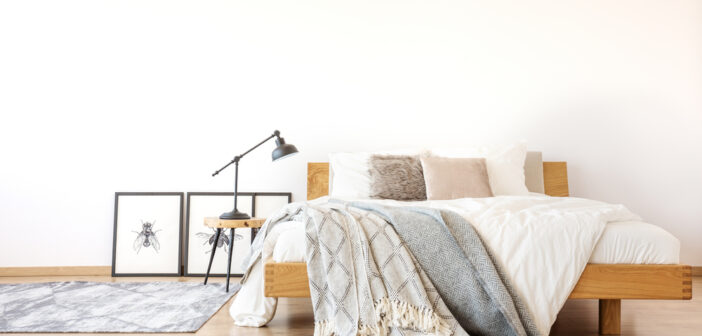 4 tips en tricks voor de inrichting van een moderne slaapkamer