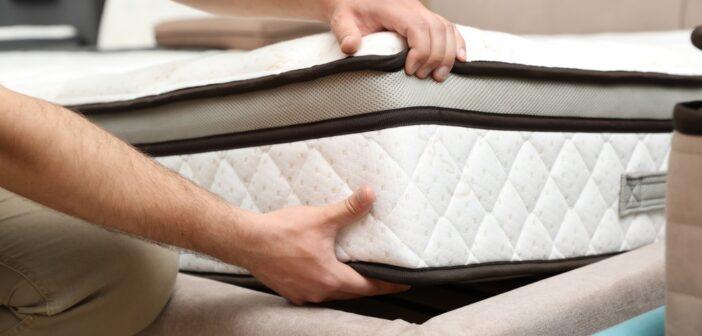 Verschillende soorten matrassen en hun eigenschappen